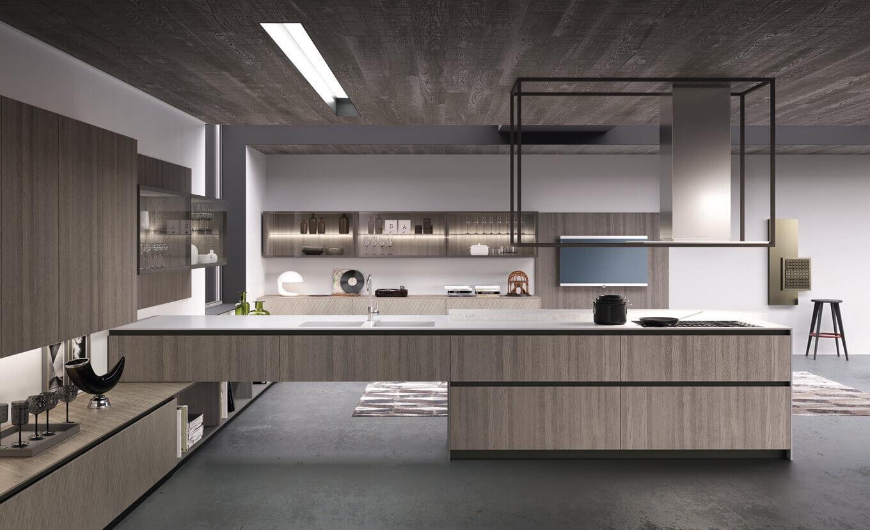Italiaanse Keuken Comprex - Alumina - Keukenland Wijhe