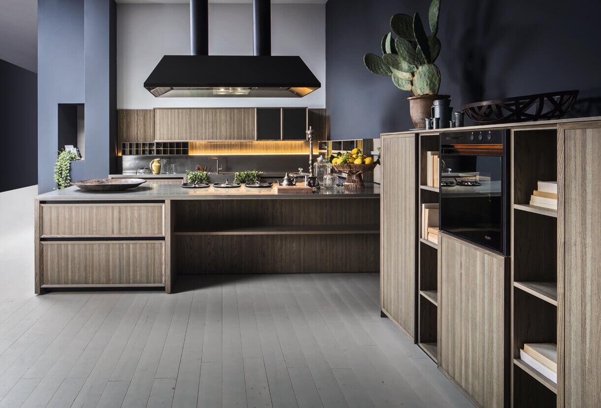 Italiaanse Keuken Comprex - Lignum - Keukenland Wijhe