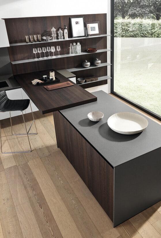 Italiaanse Keuken Comprex - Linea - Keukenland Wijhe