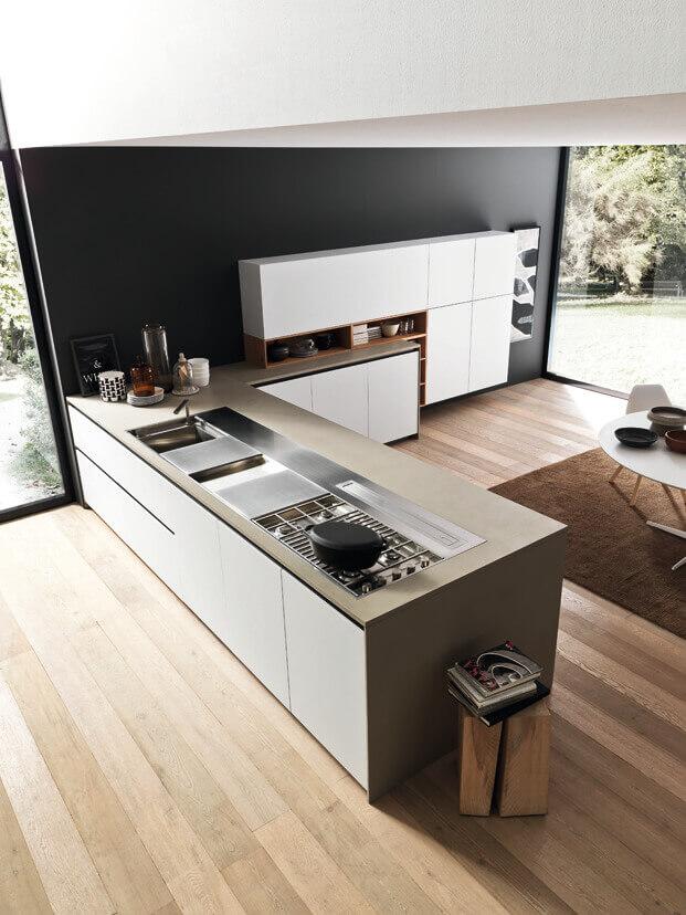 Italiaanse Keuken Comprex - Silica - Keukenland Wijhe