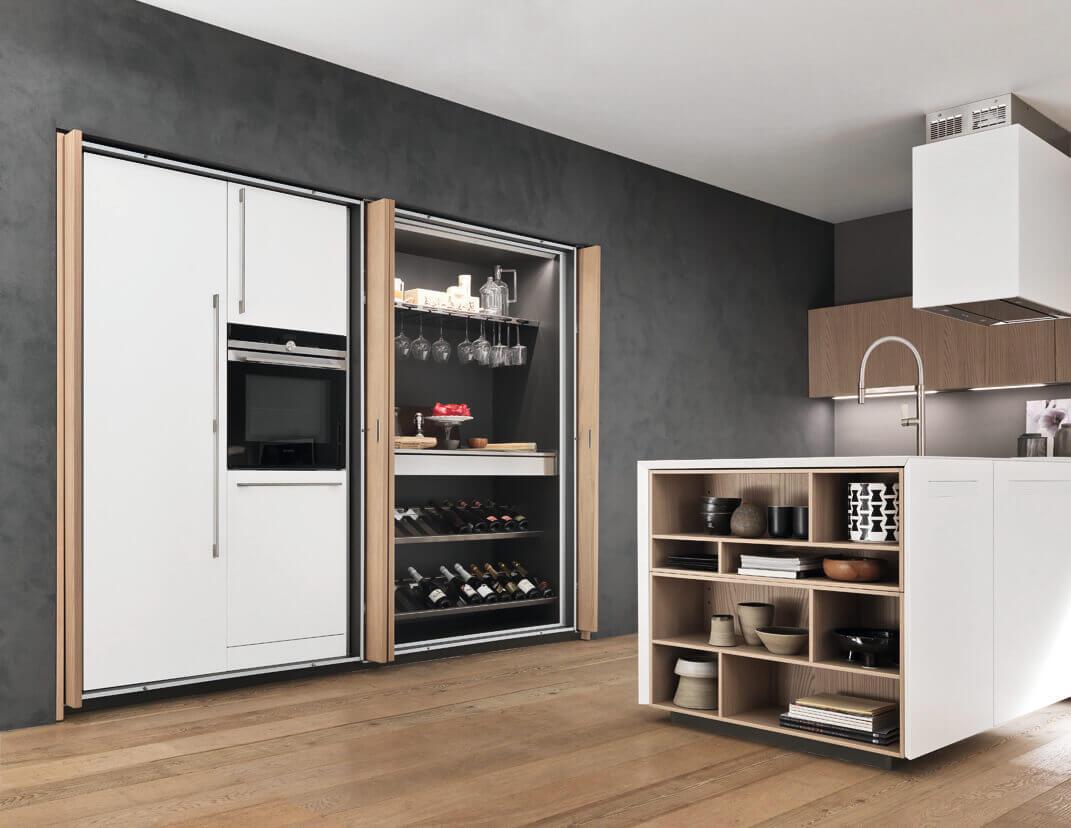 Italiaanse Keuken Comprex - Sintesi.30 - Keukenland Wijhe